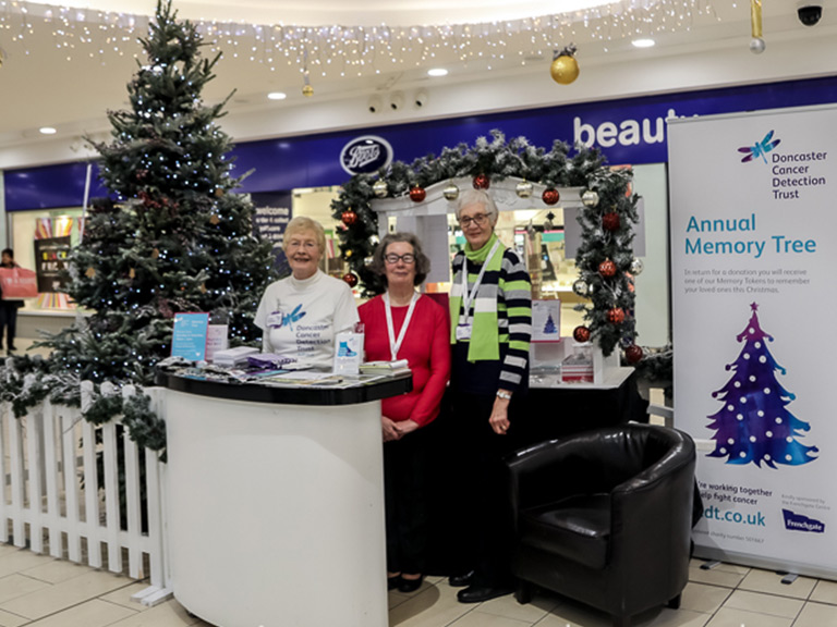 Memory Tree at Frenchgate